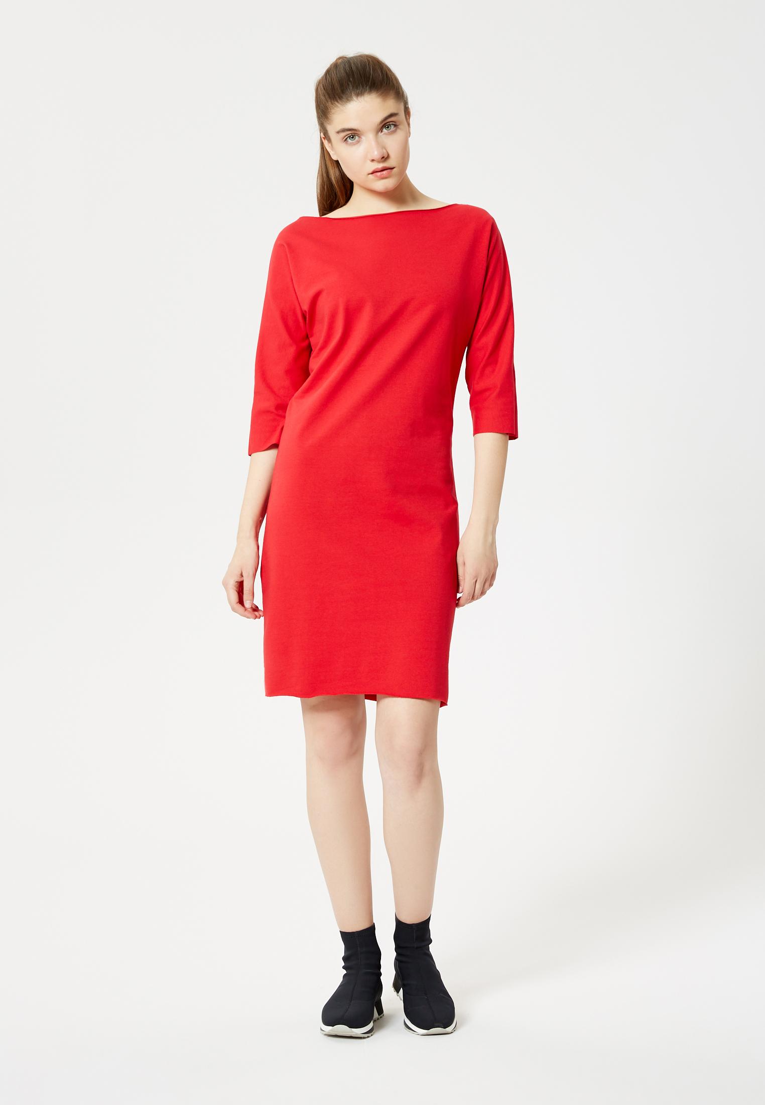 TALENCE Kleid in rot günstig kaufen