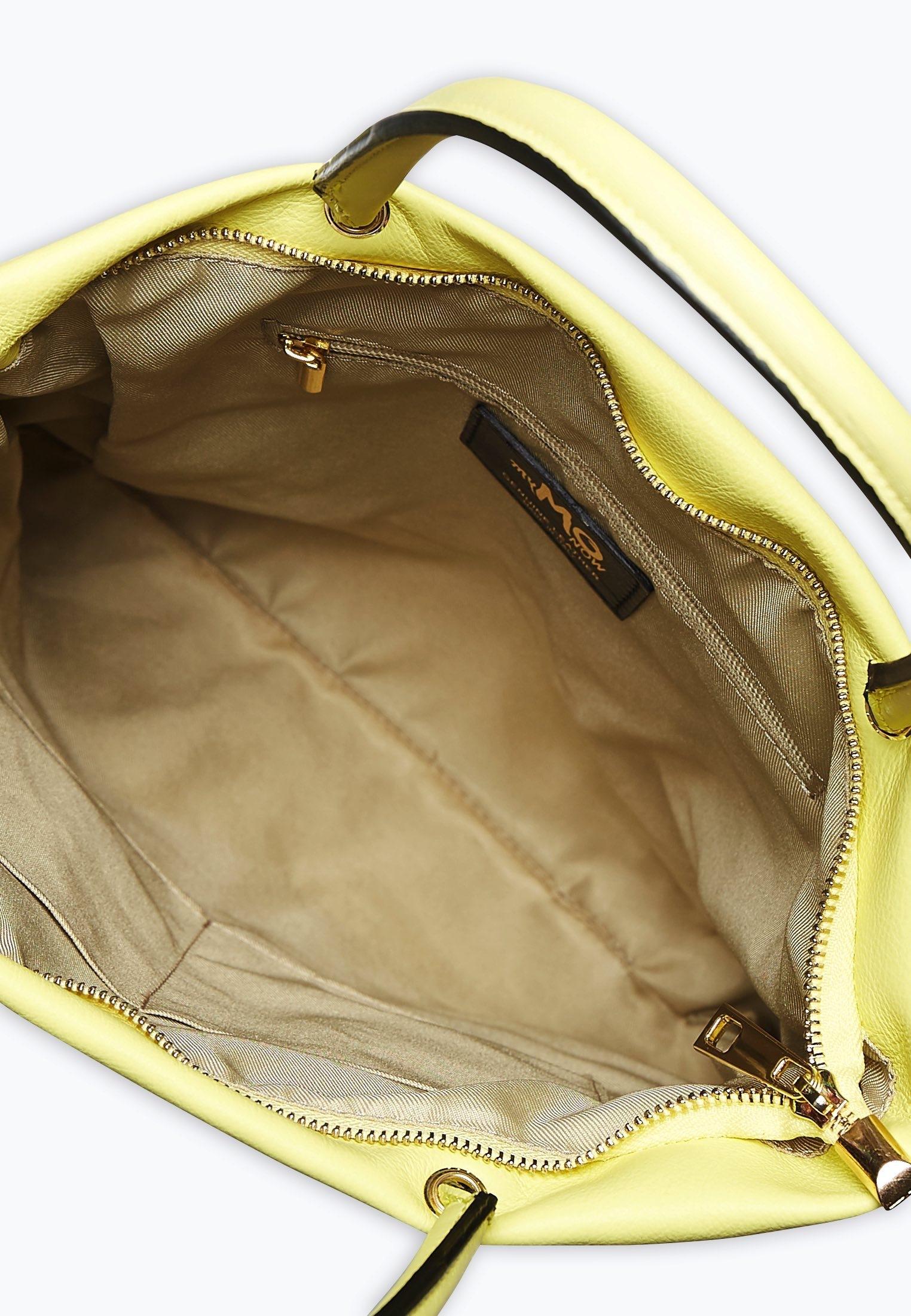 MyMo NOW Handtasche in limette günstig kaufen