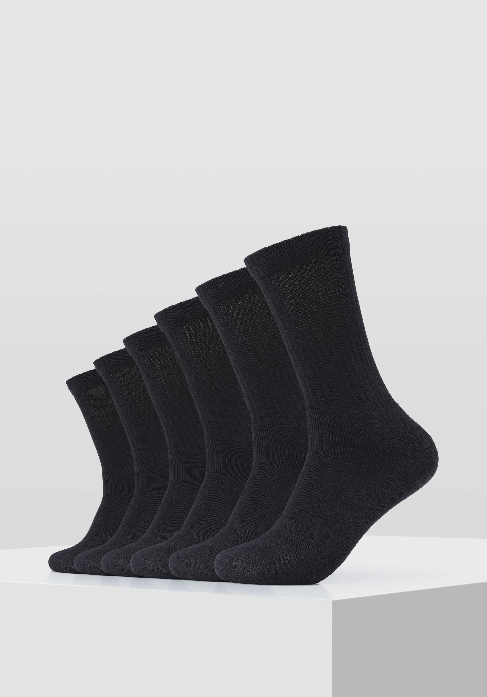 S. Oliver Socke Trieste in black günstig kaufen