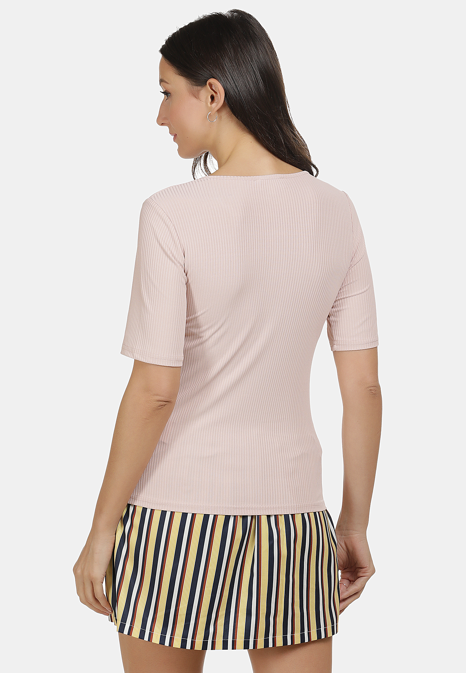 Usha BLUE LABEL Shirt in rosa günstig kaufen