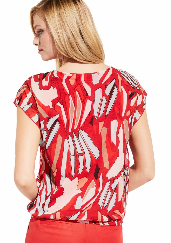 Comma T-Shirts in braun günstig kaufen
