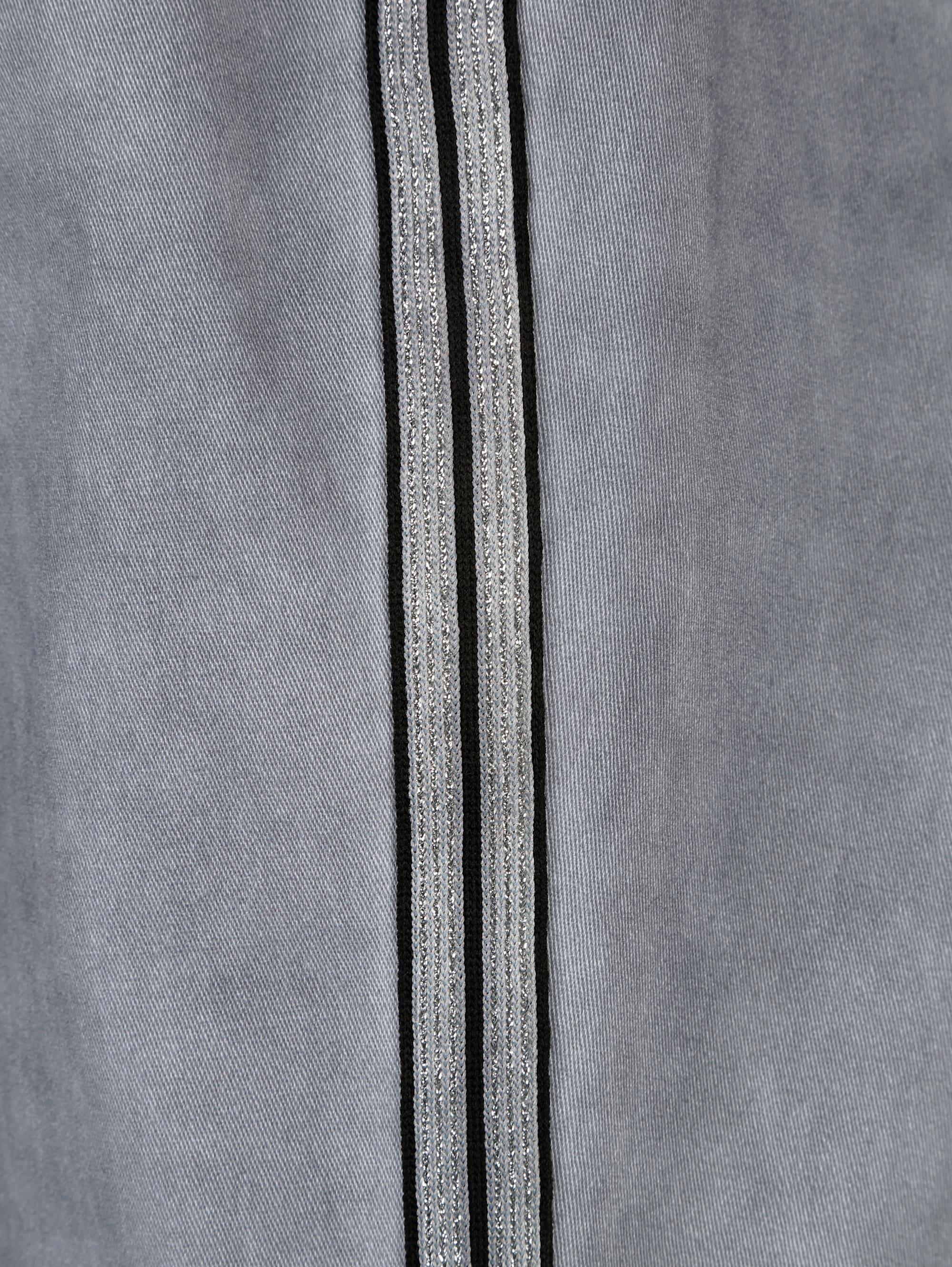 Dress In Hose in Grau günstig kaufen