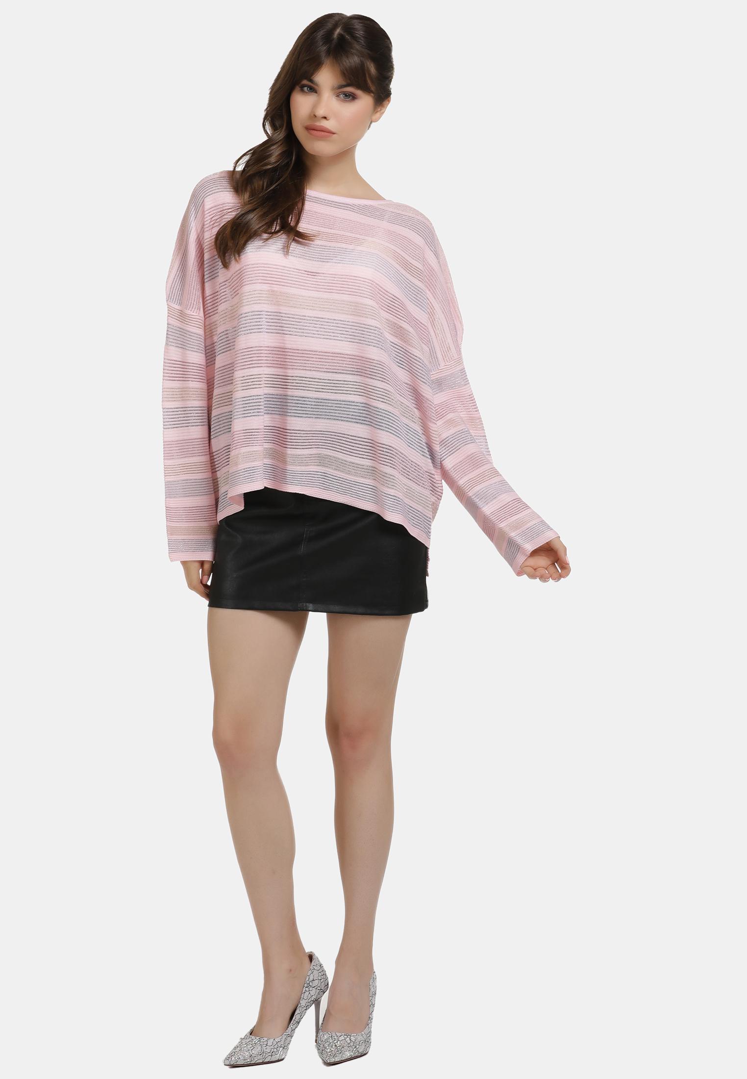 MyMo at night Pullover in hellrosa günstig kaufen