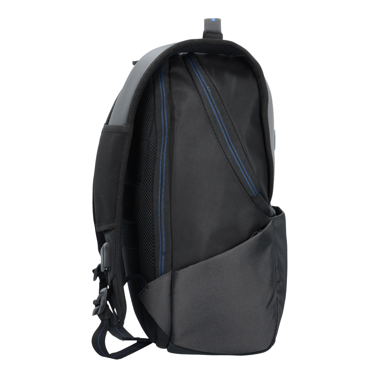 Delsey Montgallet Business Rucksack 46 cm Laptopfach in silber günstig kaufen