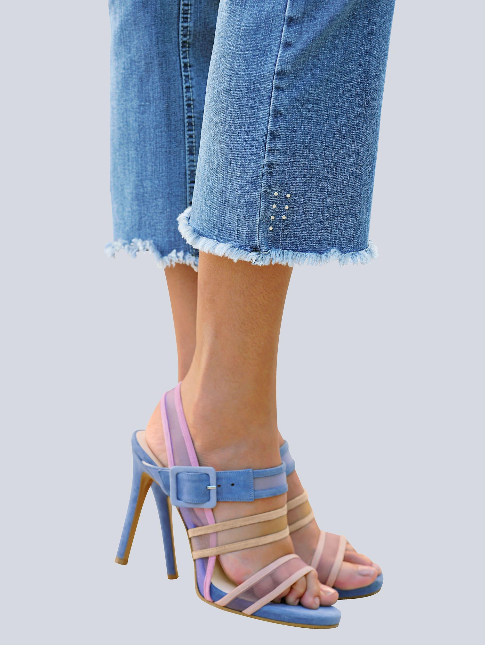 Alba Moda Jeans in Blue stone günstig kaufen