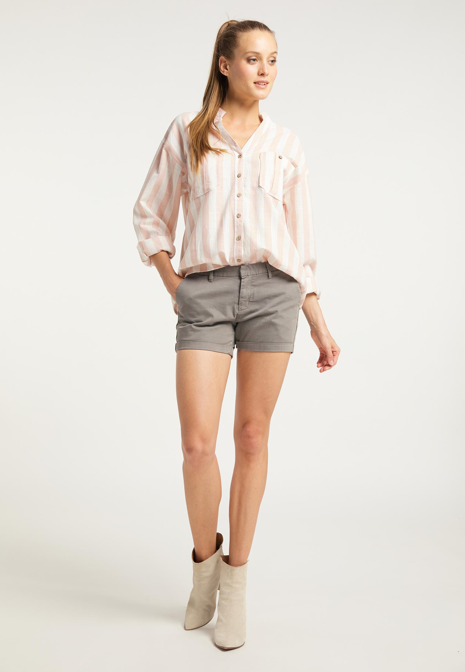 DreiMaster Vintage Shorts in stein günstig kaufen