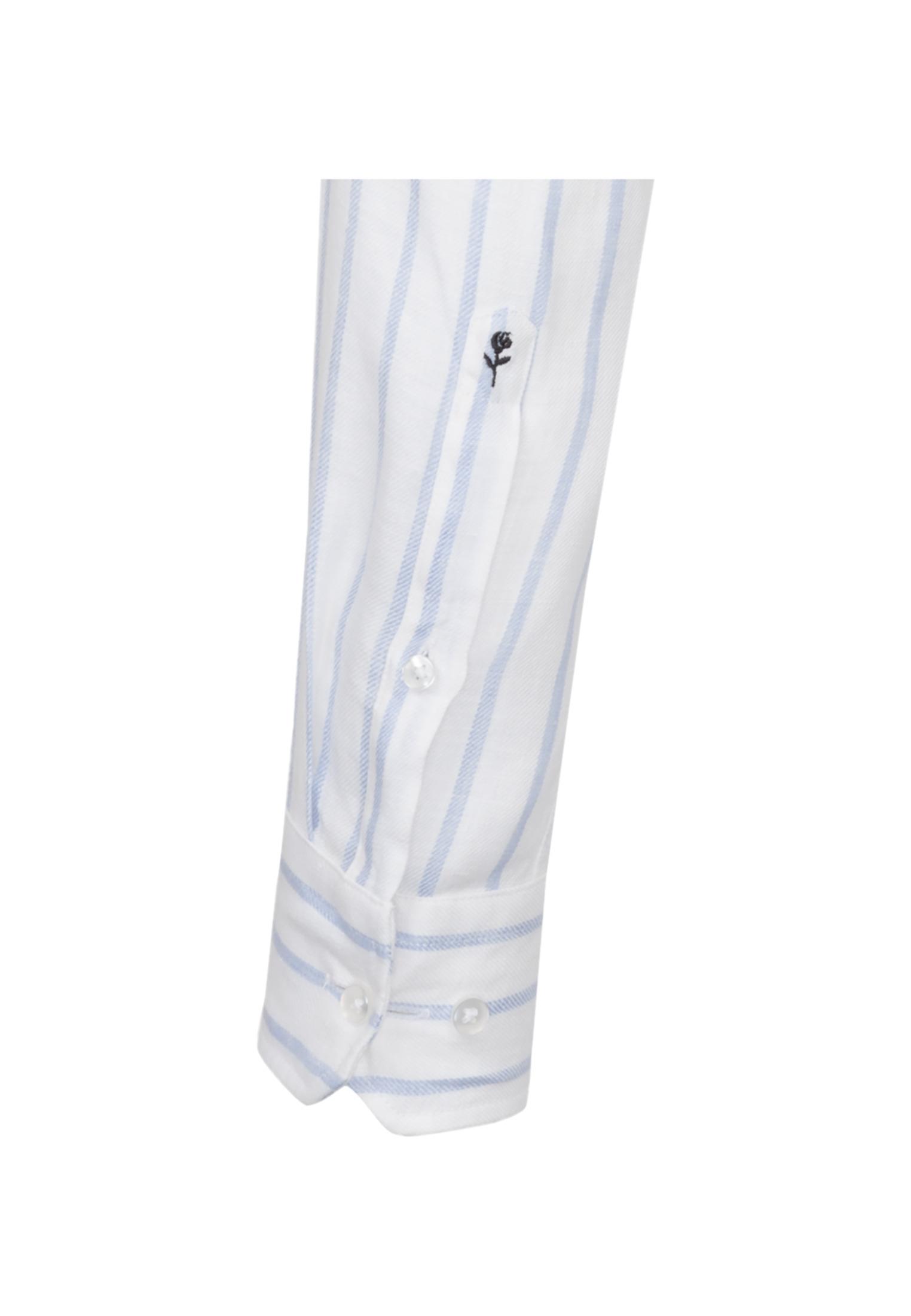 Seidensticker Business Hemd Slim in Weiß günstig kaufen