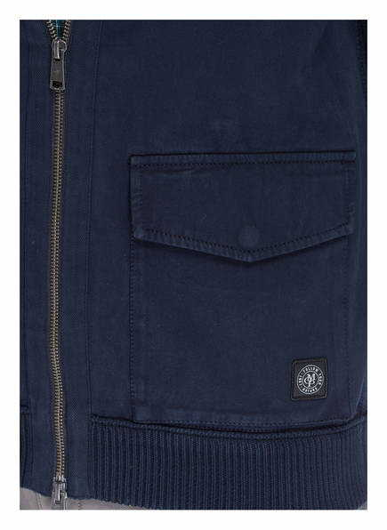 Marc O'Polo Pullover in dunkel-blau günstig kaufen