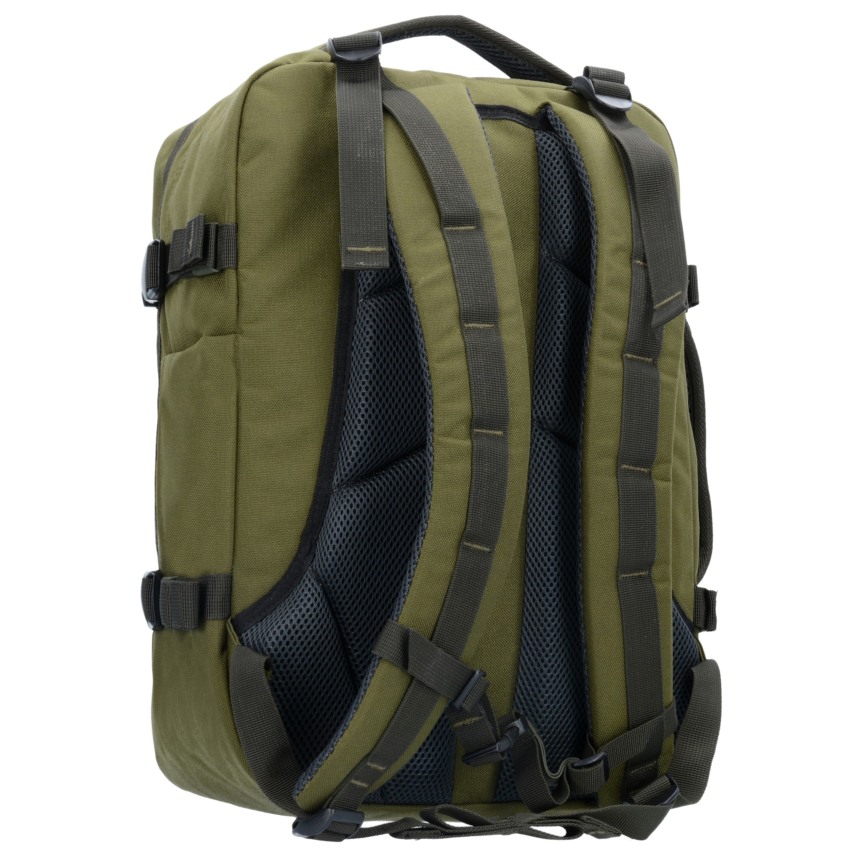 Cabinzero Military 28L Cabin Backpack Rucksack 44 cm in military green günstig kaufen
