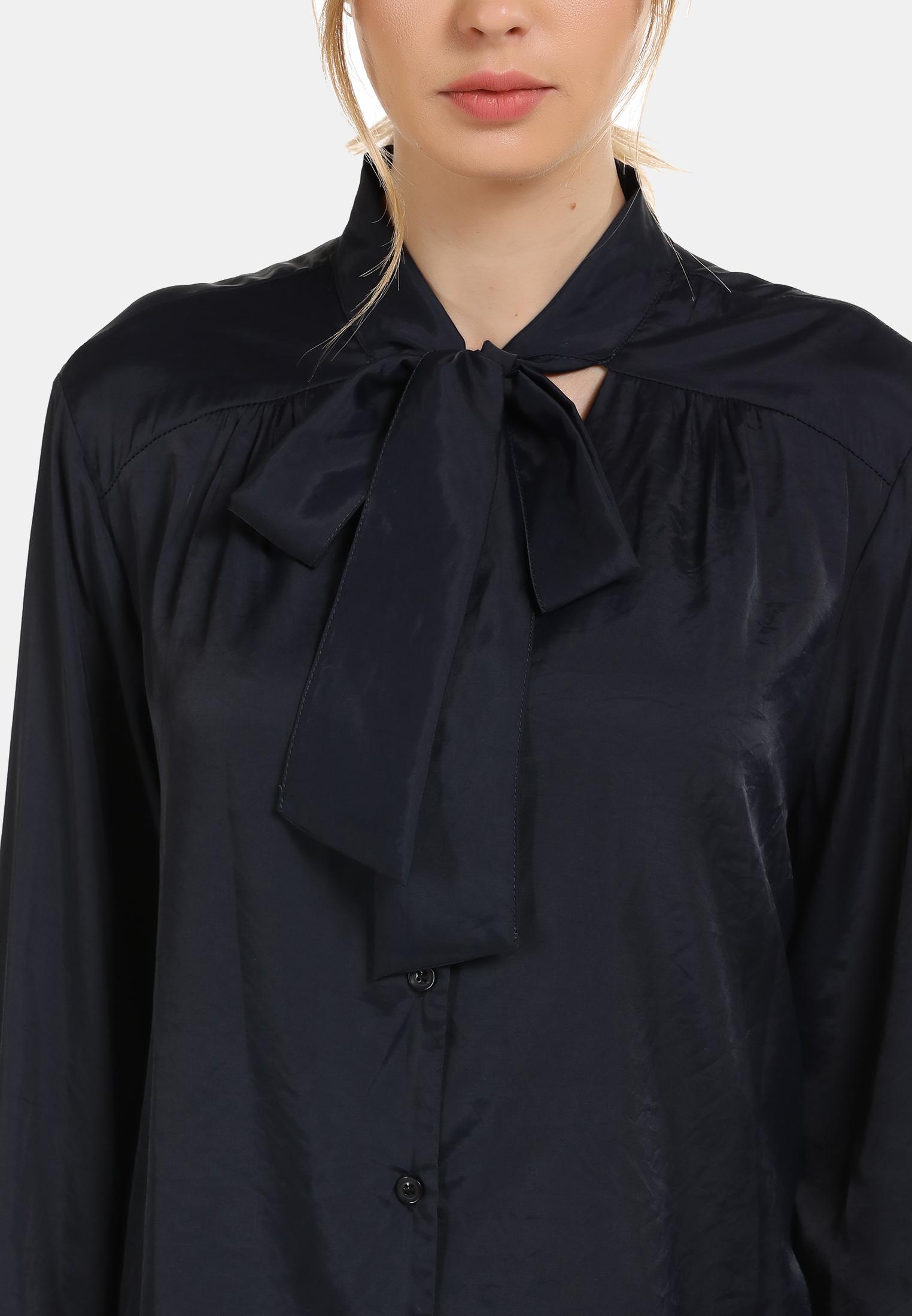 Usha WHITE LABEL Bluse in schwarz günstig kaufen