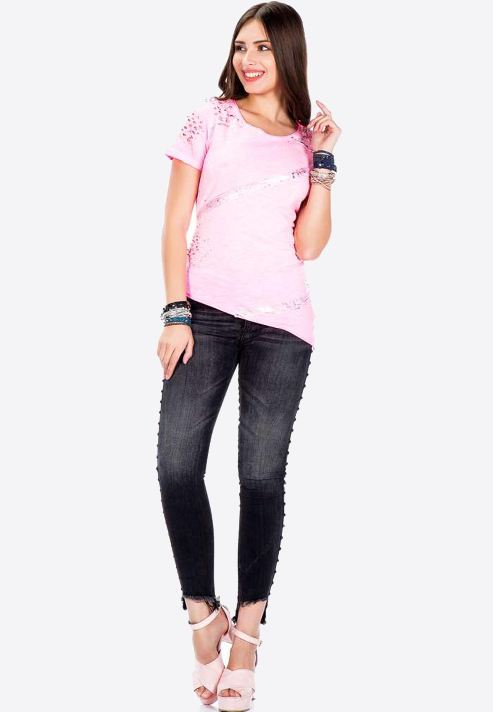 Cipo & Baxx Jeans WD341 in Black günstig kaufen