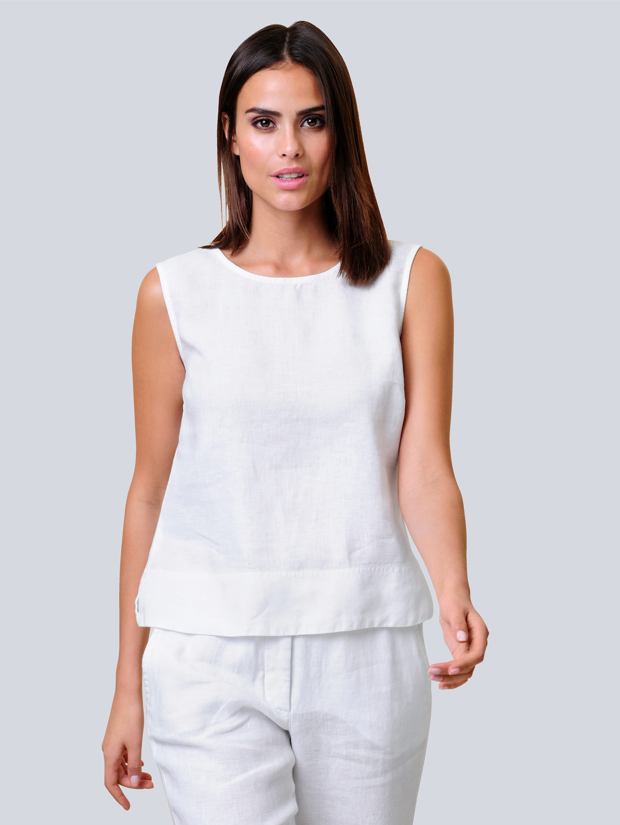 Alba Moda Top in Weiß günstig kaufen