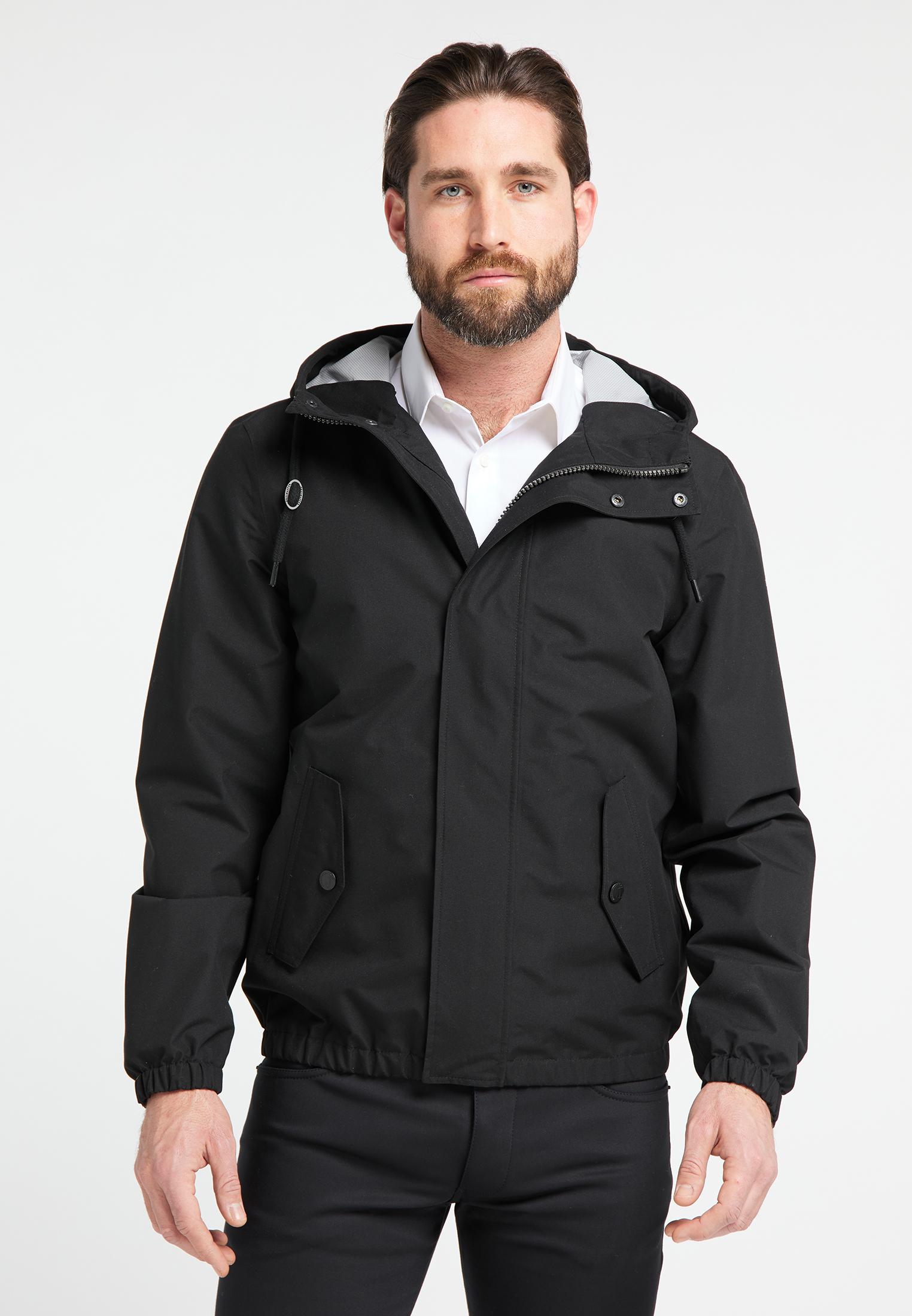 DreiMaster Klassik Funktionsjacke in schwarz günstig kaufen
