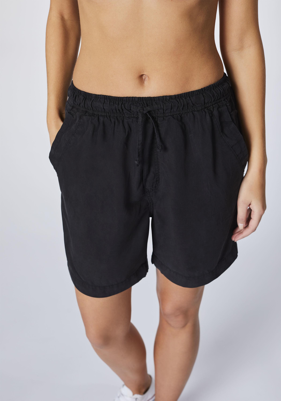 Chiemsee Chino-Shorts in deep black günstig kaufen