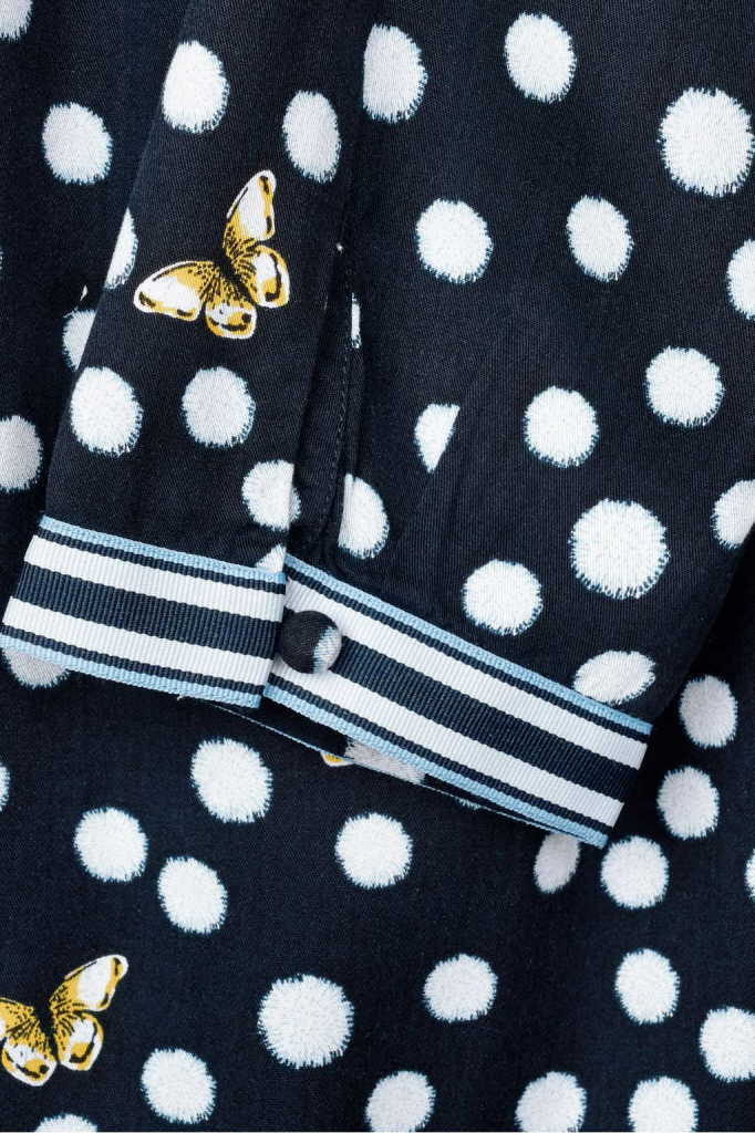 Street One Freizeitkleider in dunkel-blau günstig kaufen