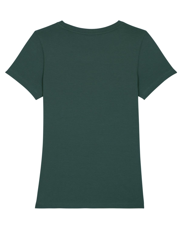 Wat? Apparel T-Shirt Möwe Mit Hut in Dunkelgrün günstig kaufen