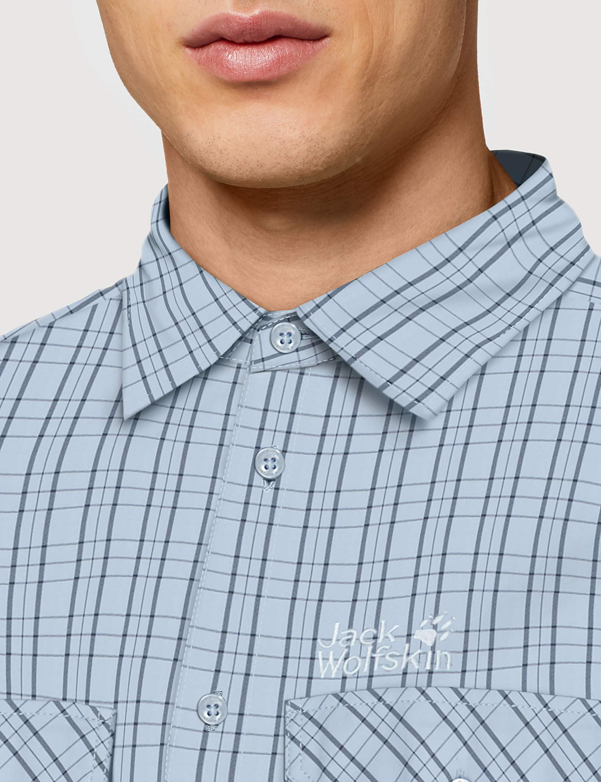 Jack Wolfskin Shirts in grün günstig kaufen