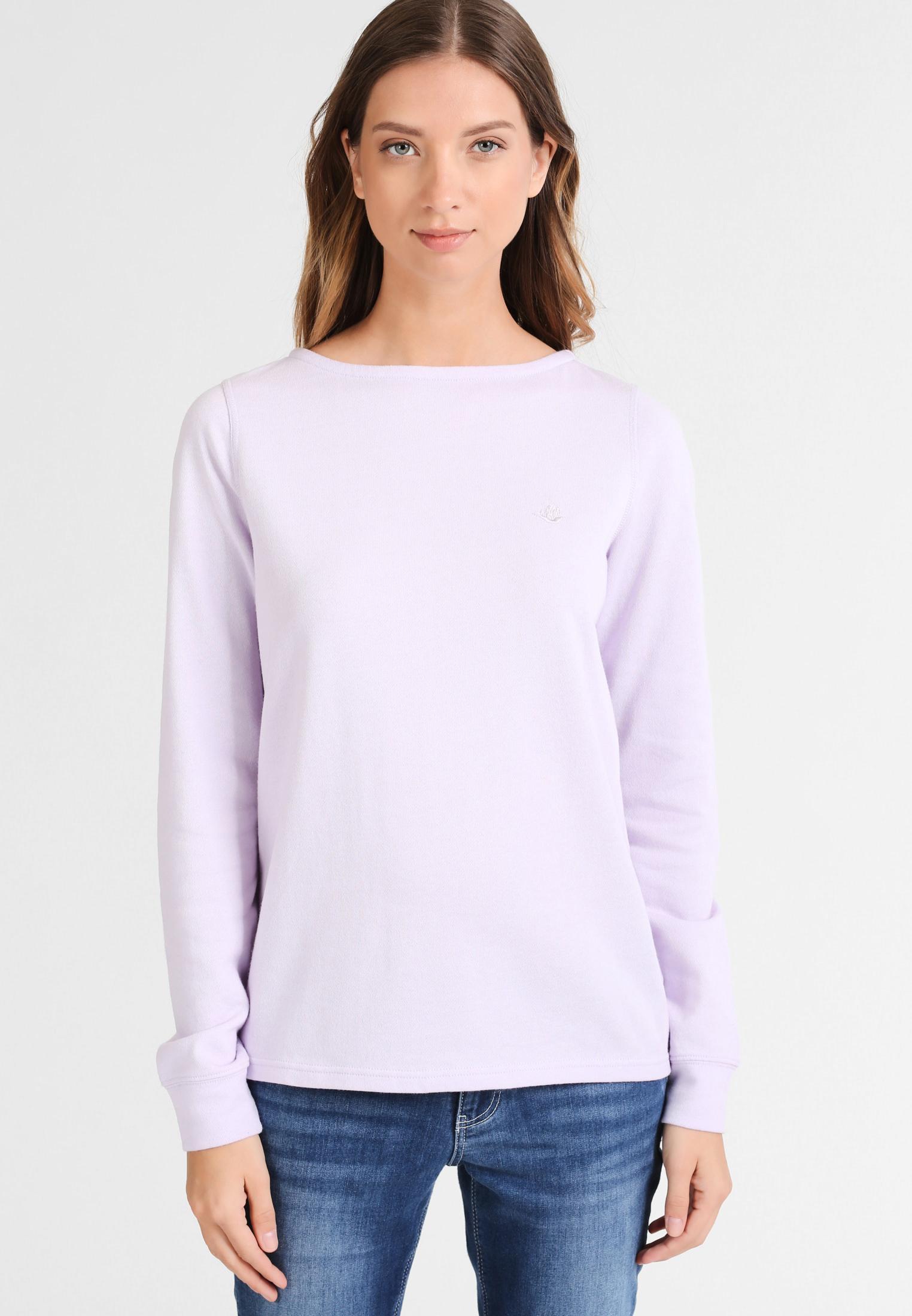 DreiMaster Damen Pullover in hellflieder günstig kaufen