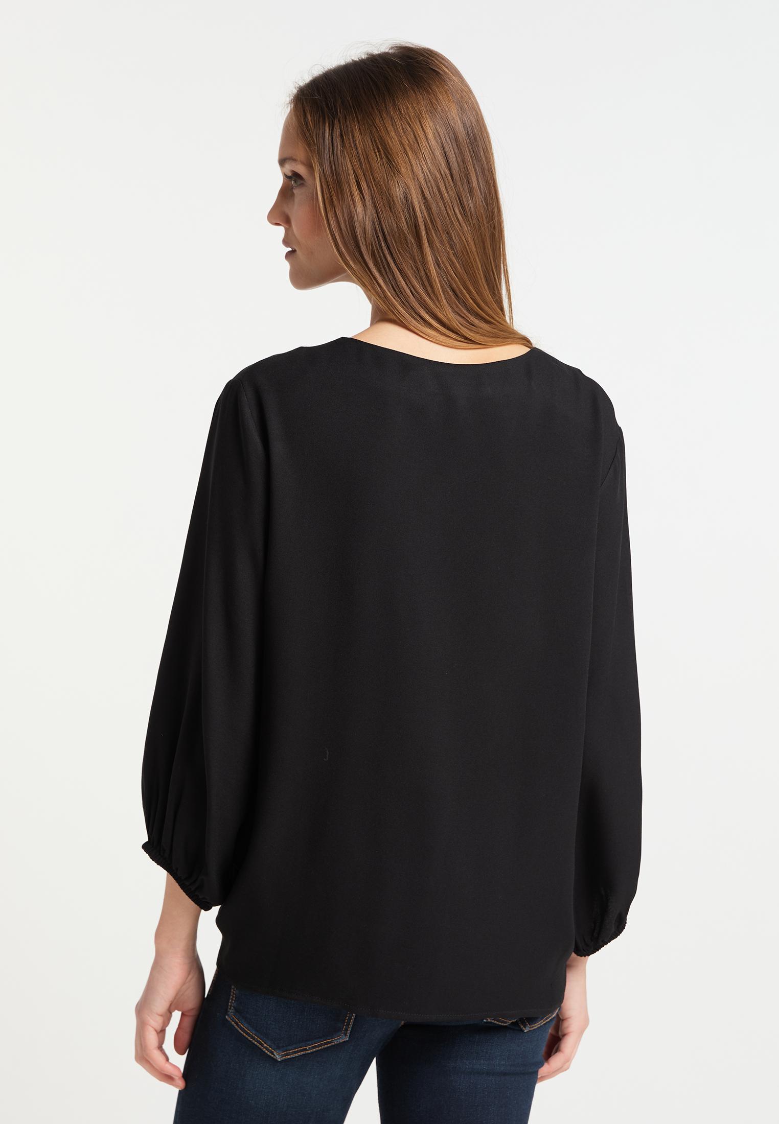 Usha Bluse in schwarz günstig kaufen