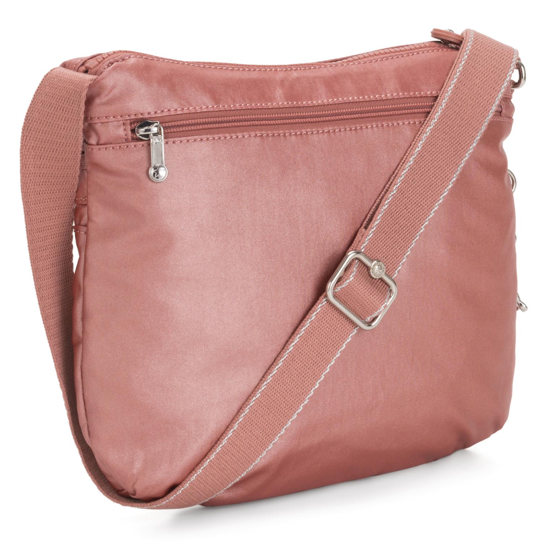 Kipling Basic Plus Umhängetasche 24 cm in metallic rust günstig kaufen