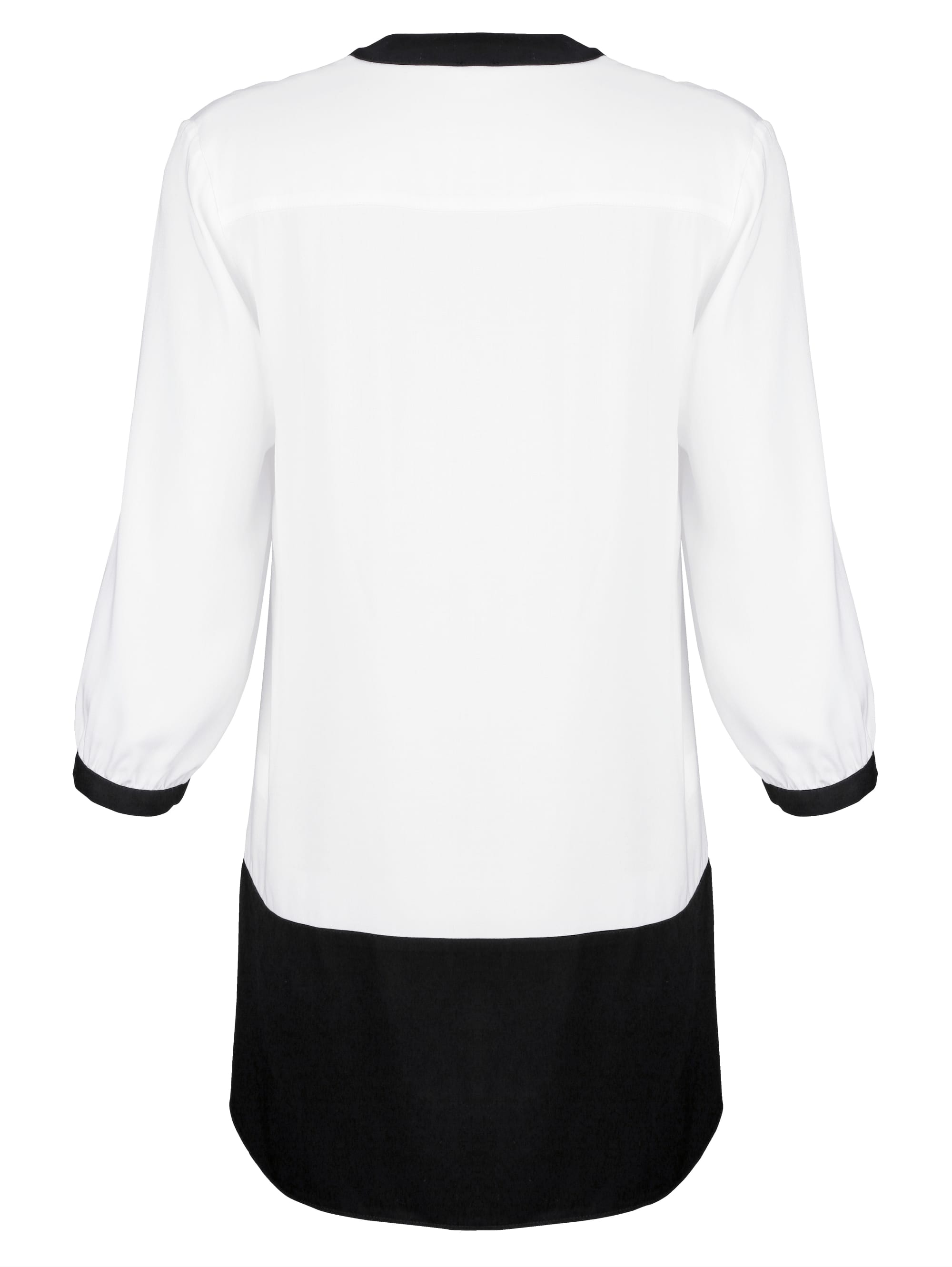 Alba Moda Bluse in Off-white,Schwarz günstig kaufen