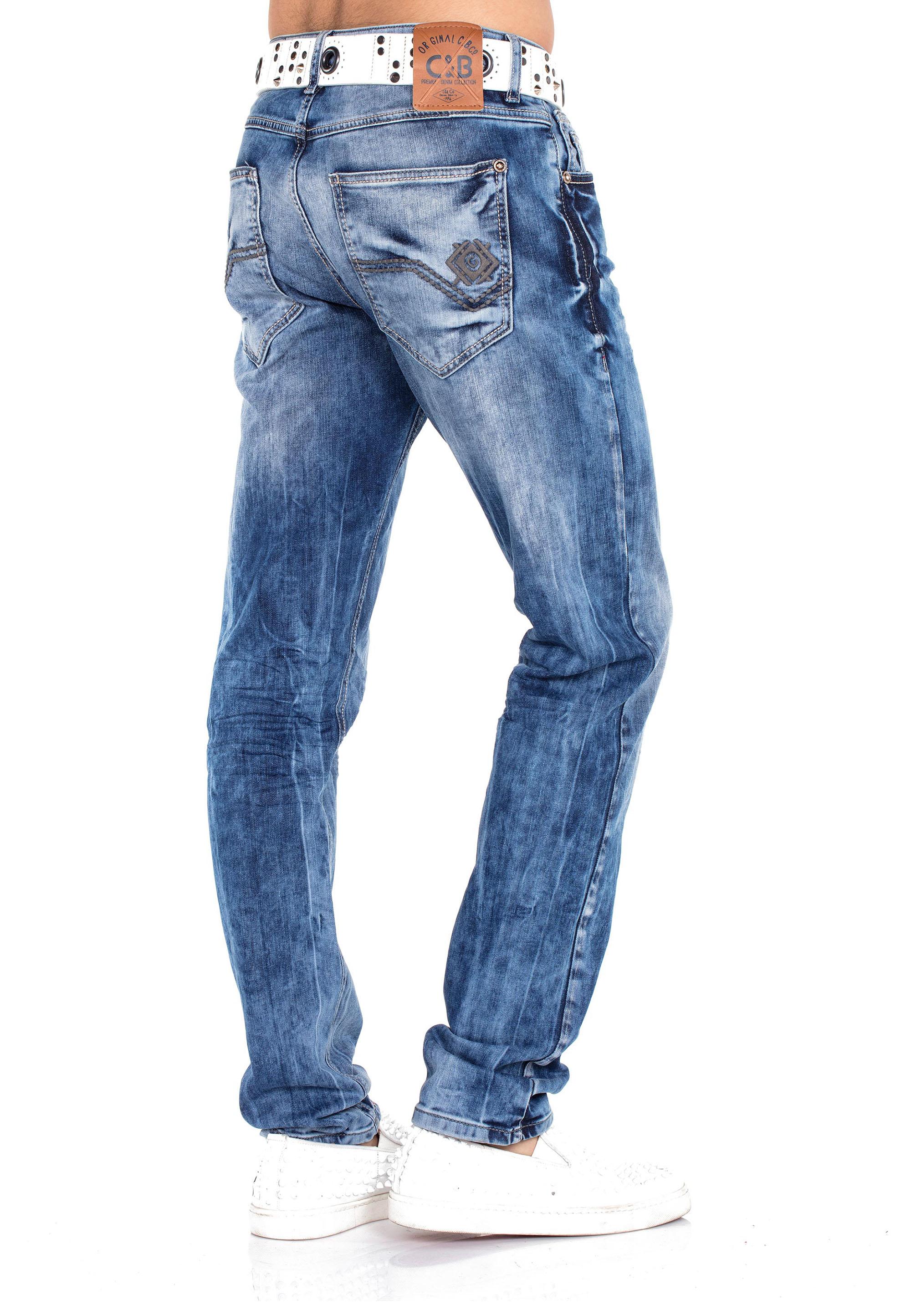 Cipo & Baxx Jeanshose in White günstig kaufen