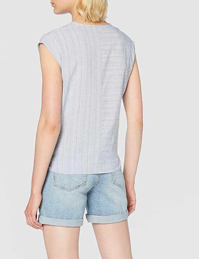 OPUS Blusen in blau günstig kaufen
