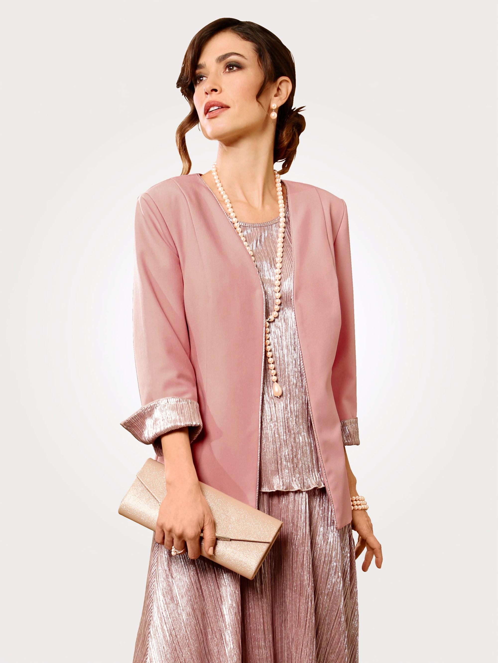 KLiNGEL Blazer in Rosé günstig kaufen