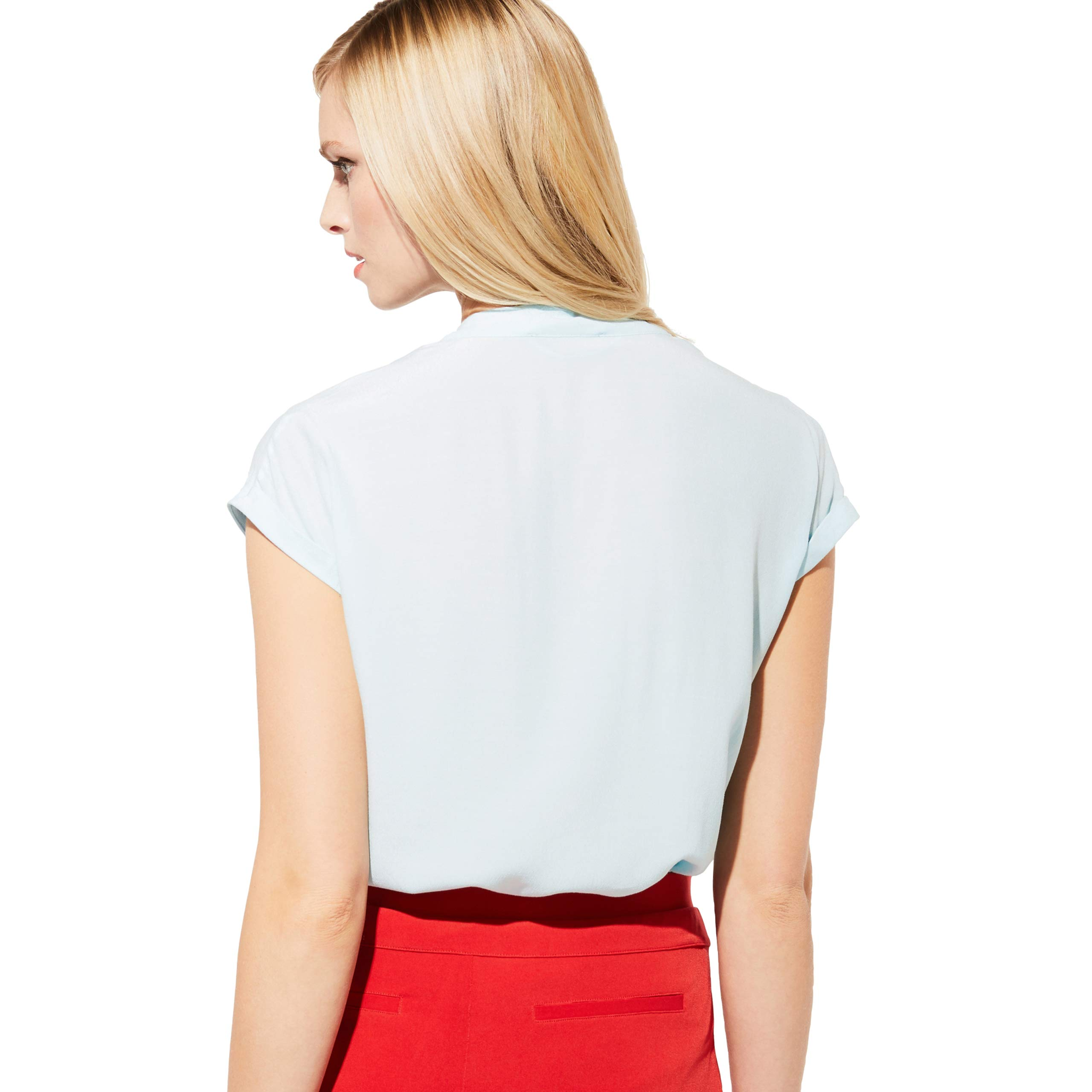 Comma Blusen & Hemden in ocean günstig kaufen