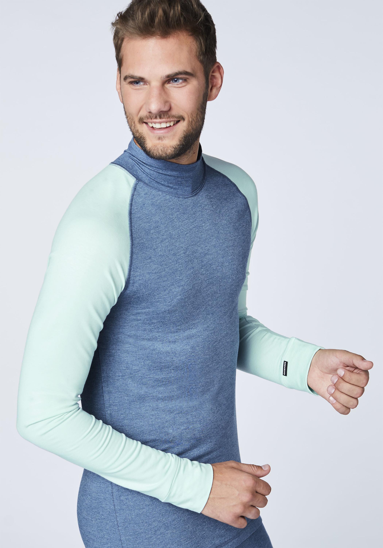 Chiemsee Ski Funktions Unterhemd in Dark Denim günstig kaufen