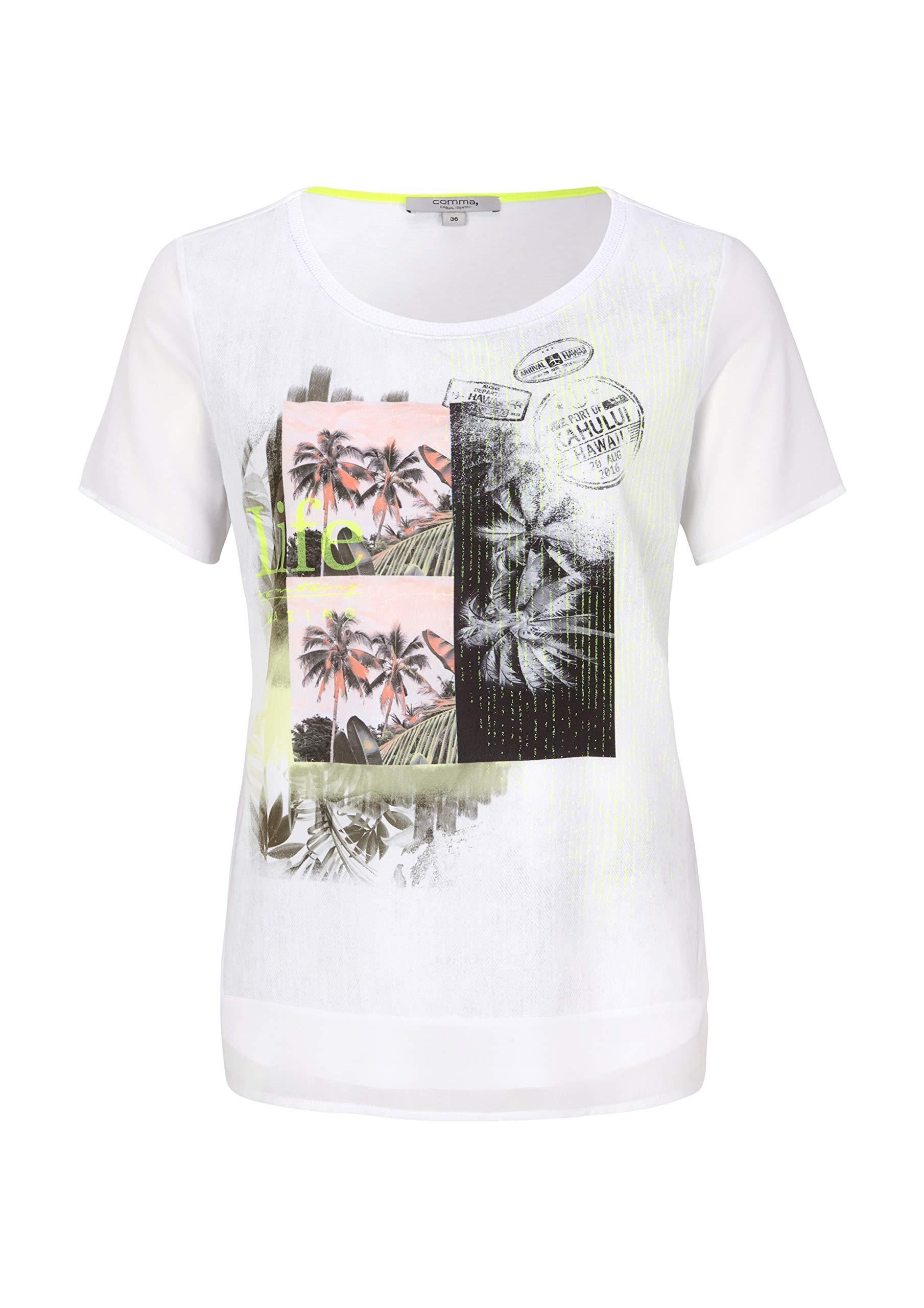Comma Shirts in uni günstig kaufen