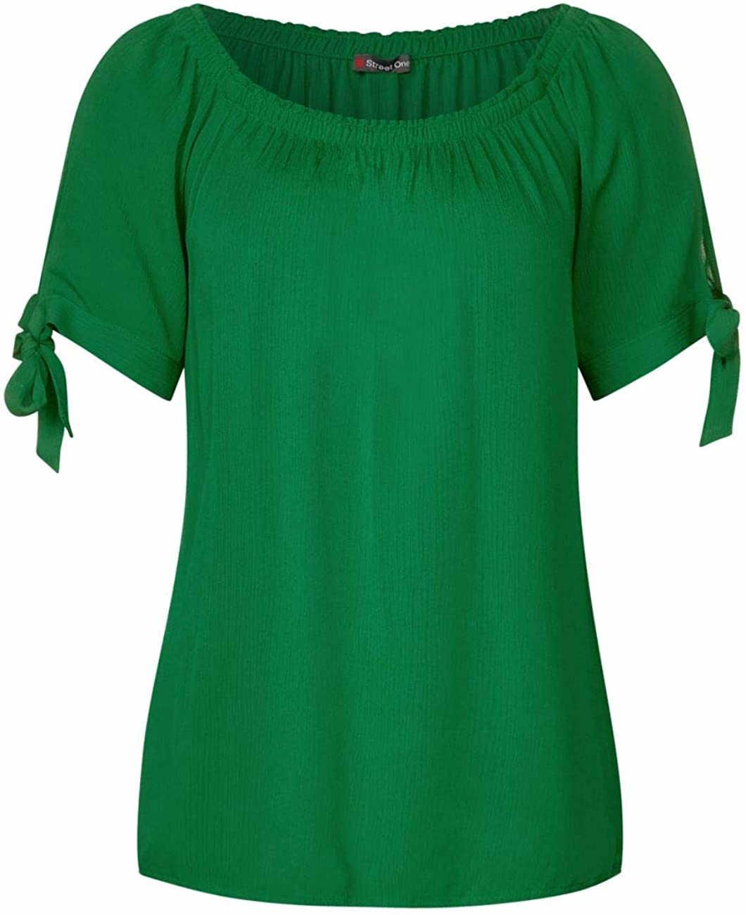 Street One Blusen in grün günstig kaufen