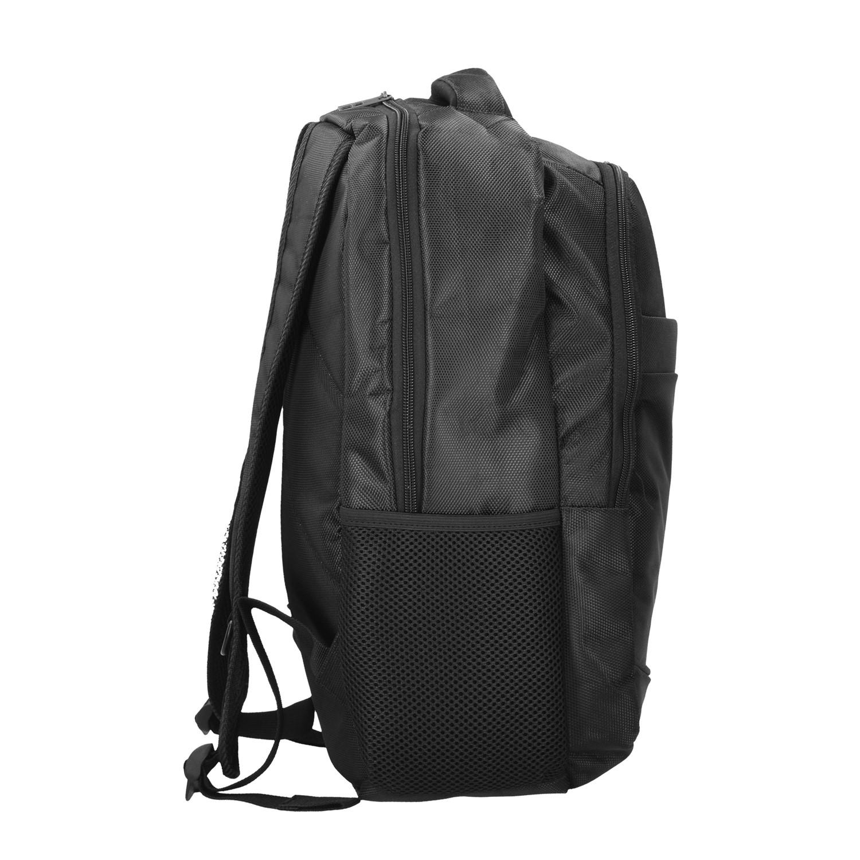 D&N Basic Rucksack 46 cm Laptopfach in schwarz günstig kaufen