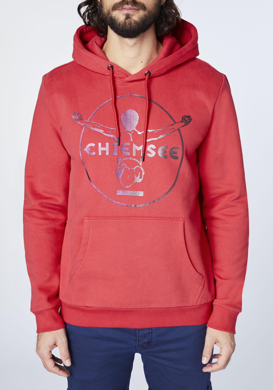 Chiemsee Sweatshirt in Poinsettia günstig kaufen