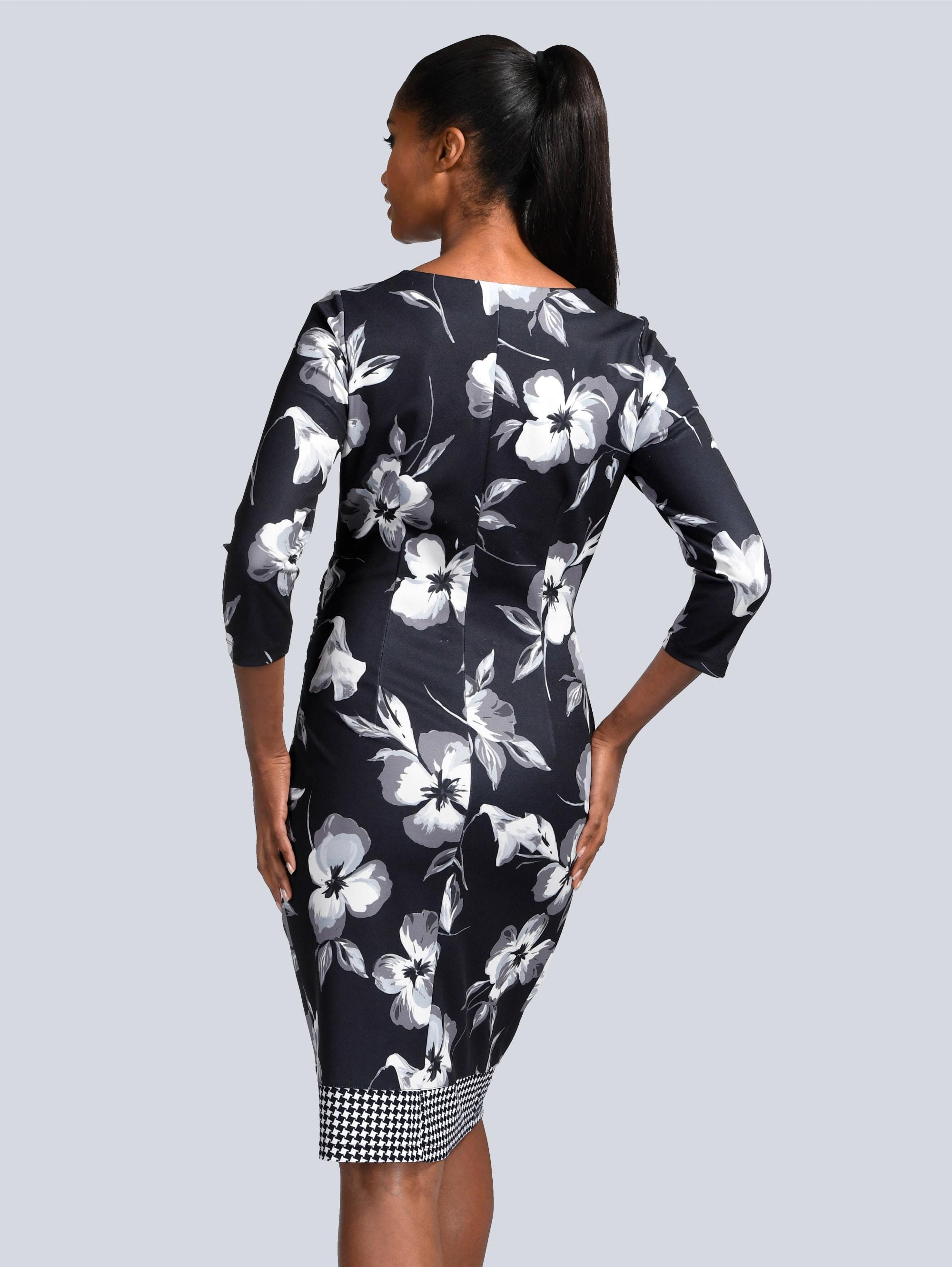 Alba Moda Kleid in Schwarz günstig kaufen