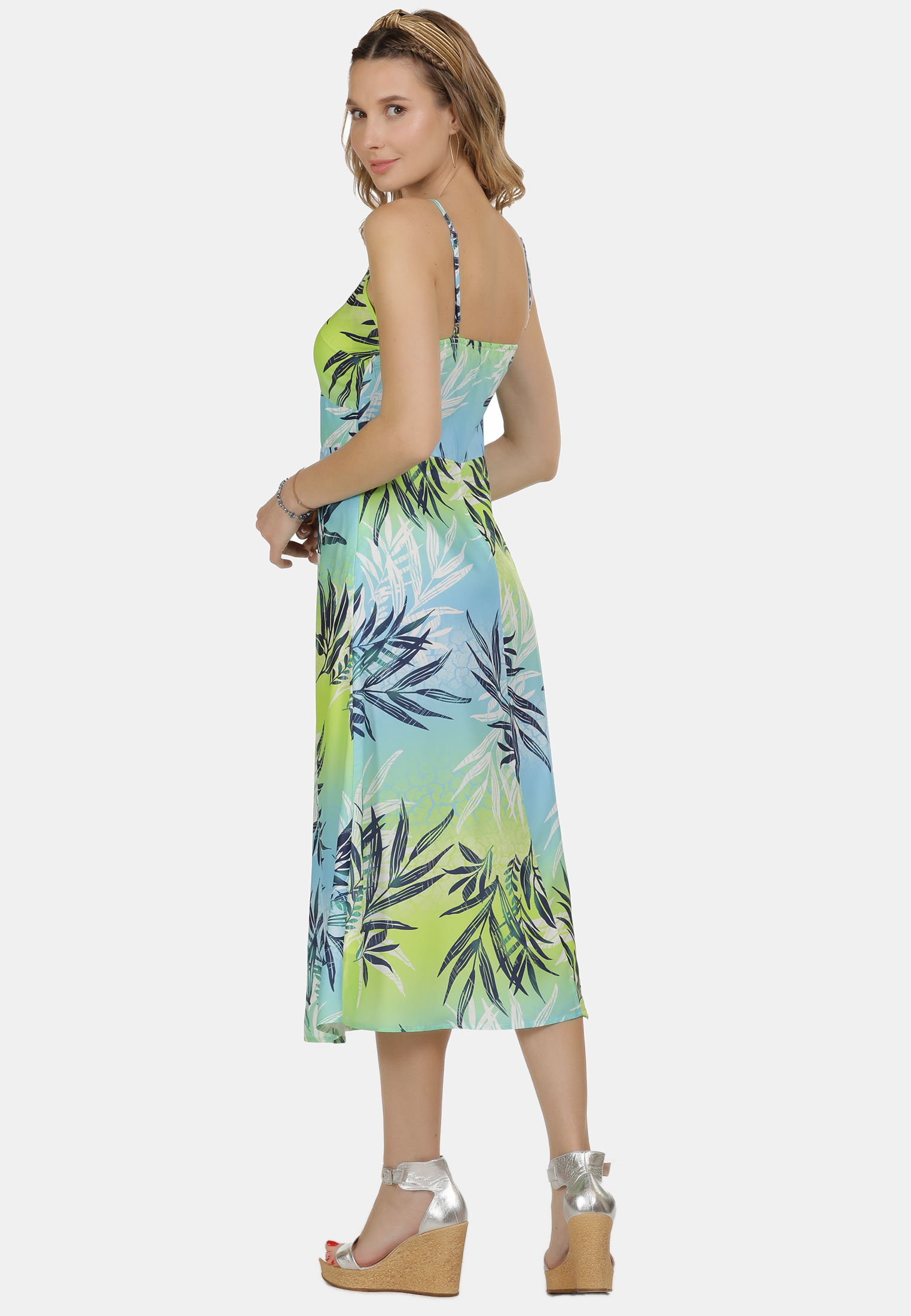 IZIA Sommerkleid in tropical print günstig kaufen