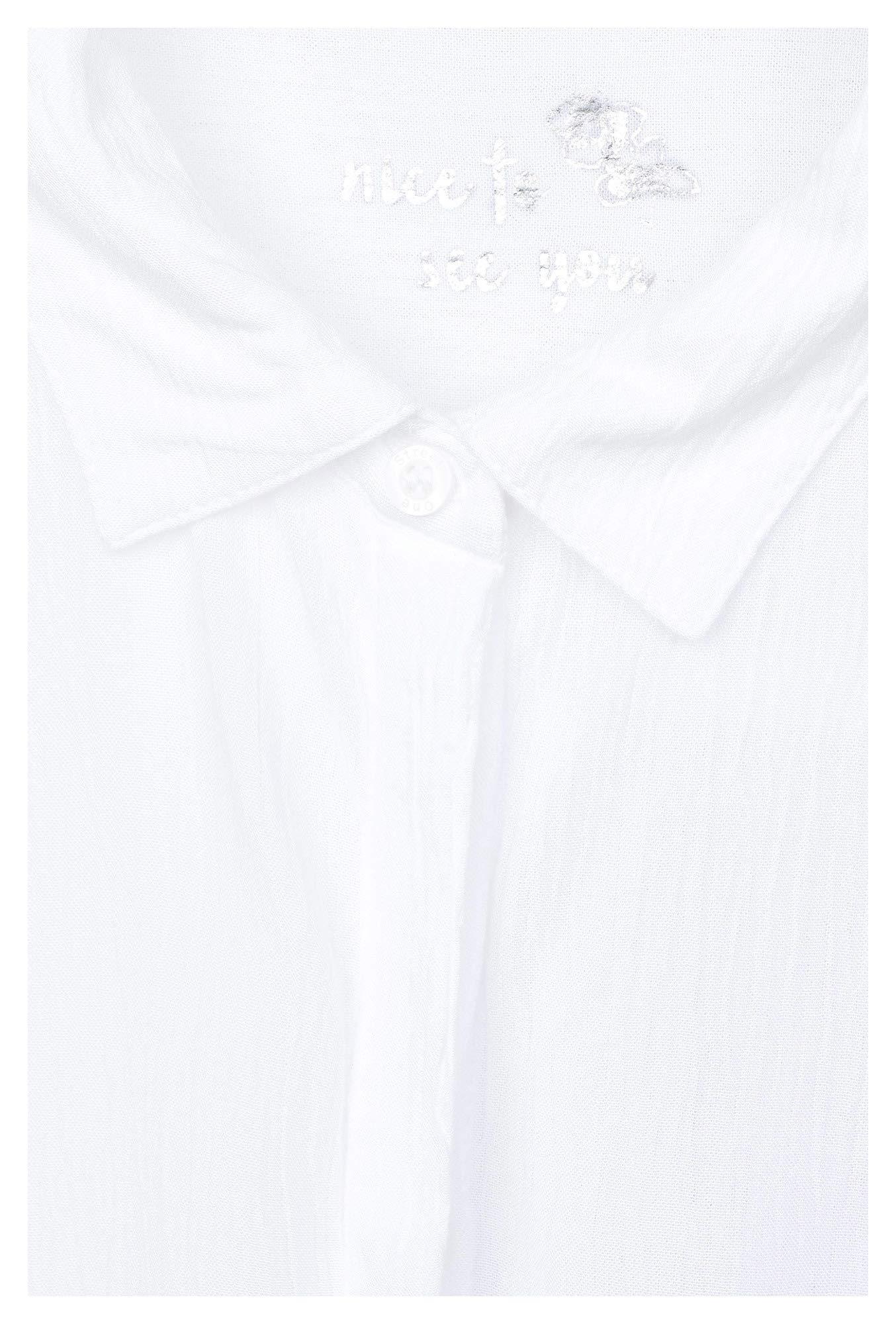 Street One Blusen in weiß günstig kaufen