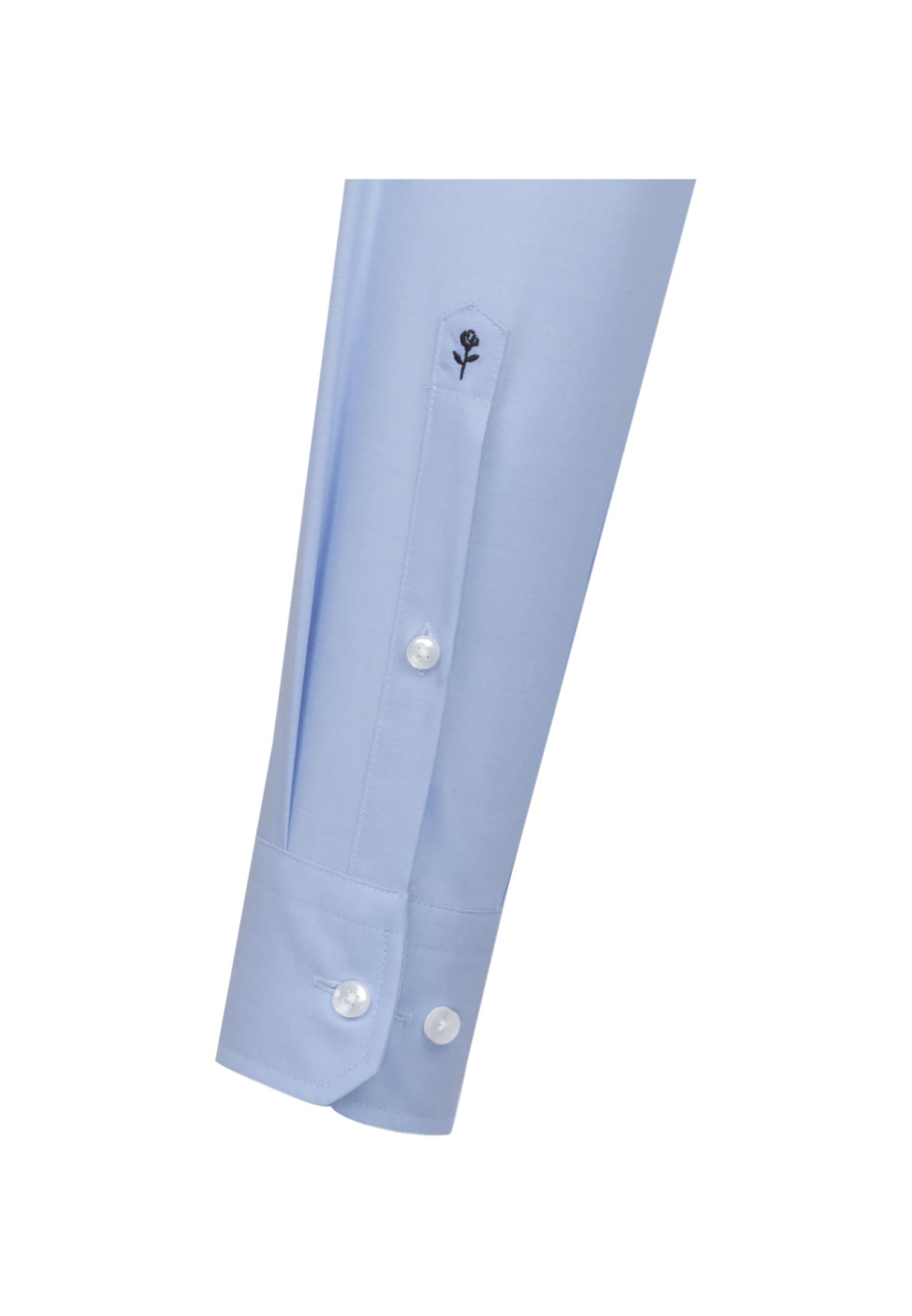 Seidensticker Business Hemd Slim in Hellblau günstig kaufen