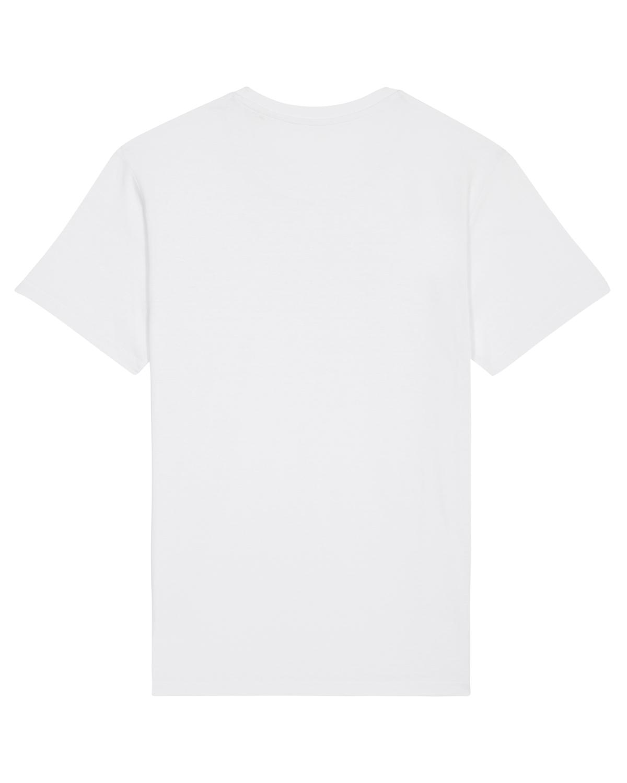 Wat? Apparel T-Shirt Pinstripes in Weiß günstig kaufen