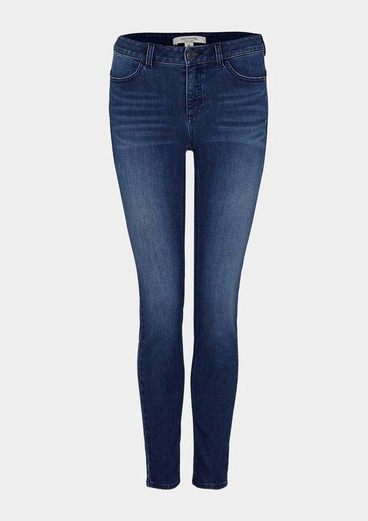 Comma Jeans in uni günstig kaufen