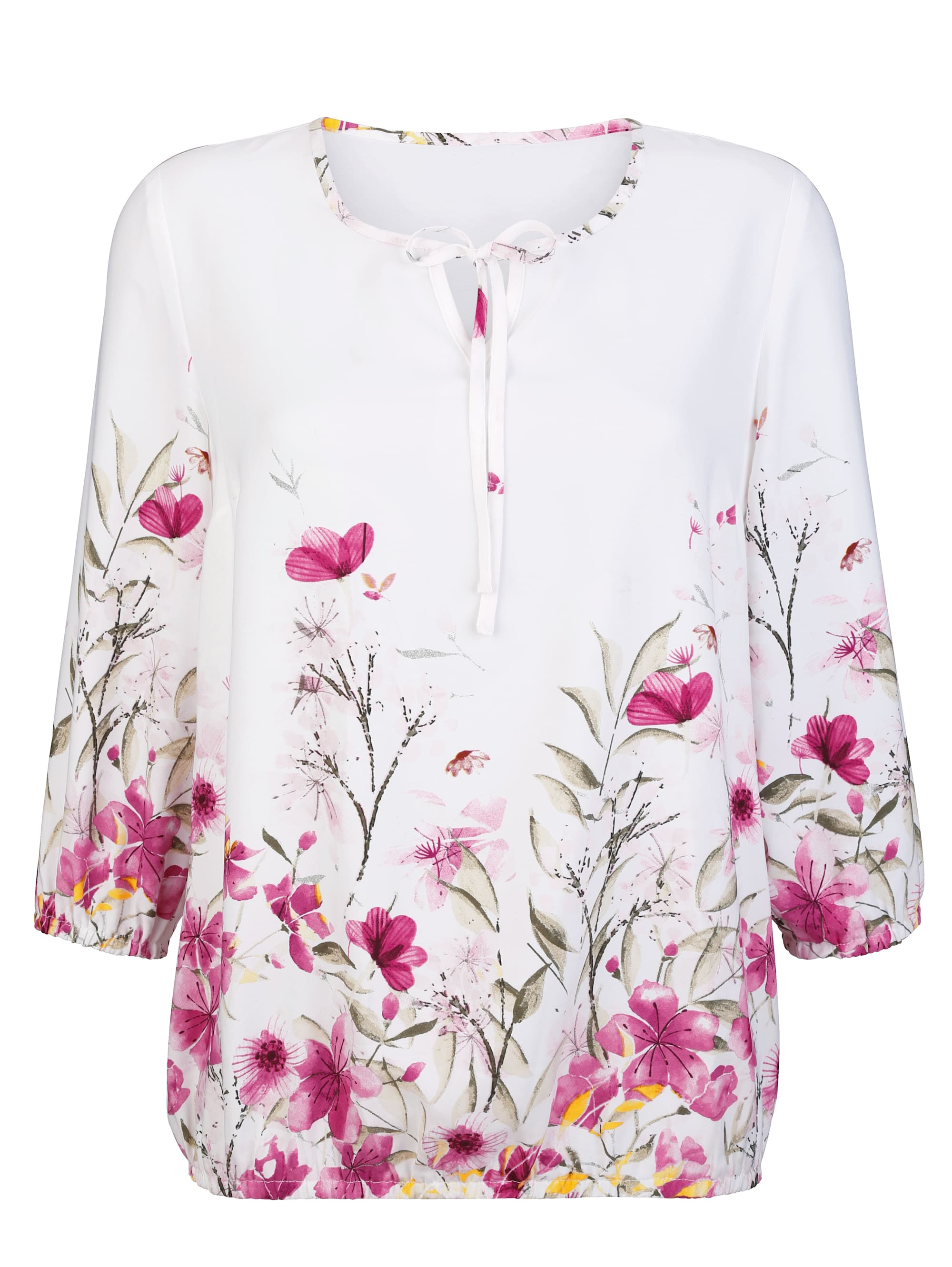 Dress In Tunika in Weiß,Hellrosa,Rosé günstig kaufen