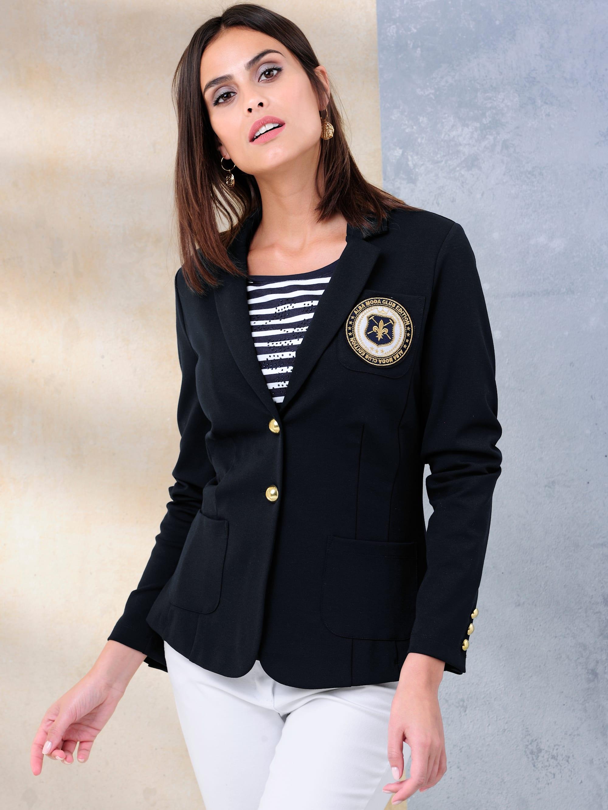 Alba Moda Blazer in Marineblau günstig kaufen