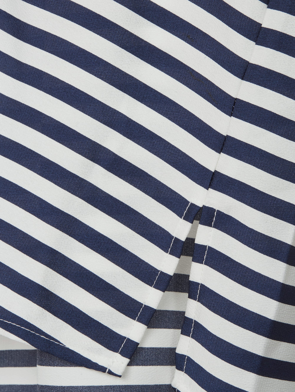 Reken Maar Bluse in Blau günstig kaufen