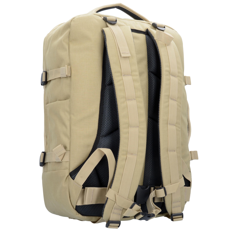 Cabinzero Military 44L Cabin Backpack Rucksack 52 cm in light khaki günstig kaufen