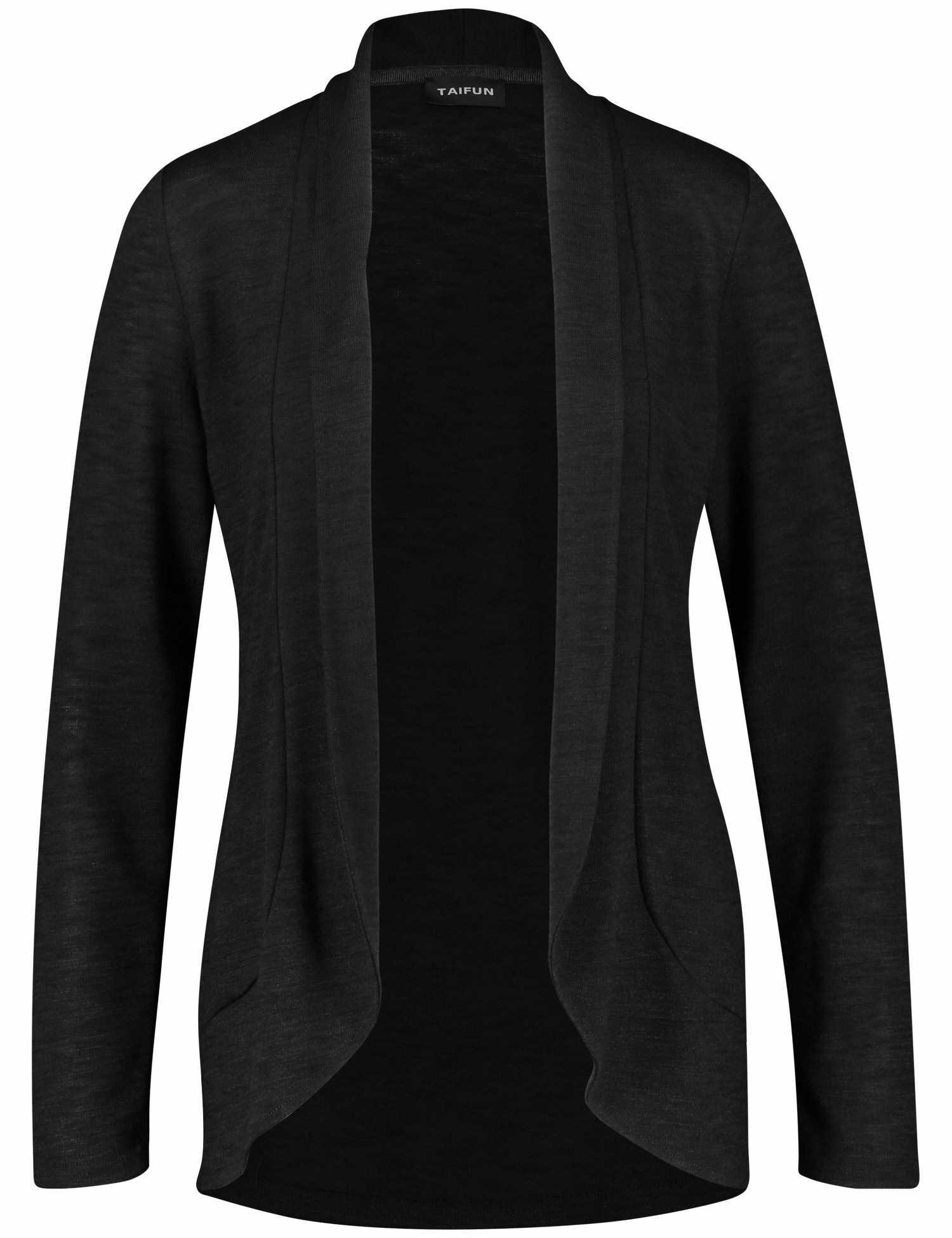 TAIFUN Jacken in schwarz günstig kaufen