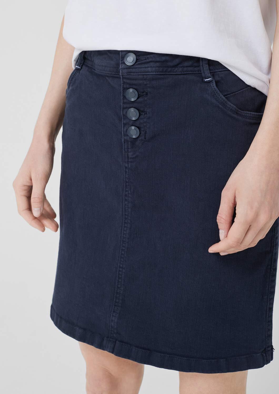 S. Oliver Miniröcke in dunkel-blau günstig kaufen