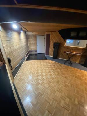 Home with Private Recording Studio Space