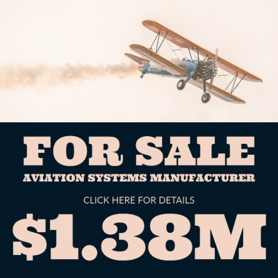 Aircraft Systems Manufacturer - FAA Certificated