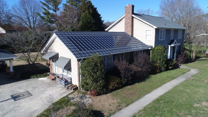Solar Roof Tile Firm w/Patents & State Approvals