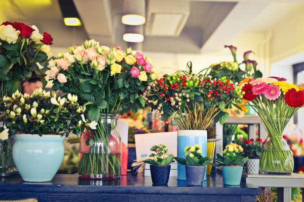 Profitable Bakersfield Florist Shop